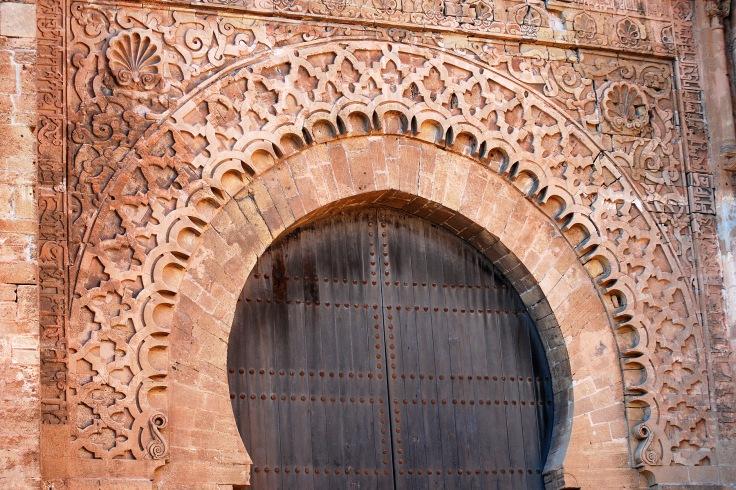 Bab Oudaïa: La monumental puerta de acceso la Kasbah